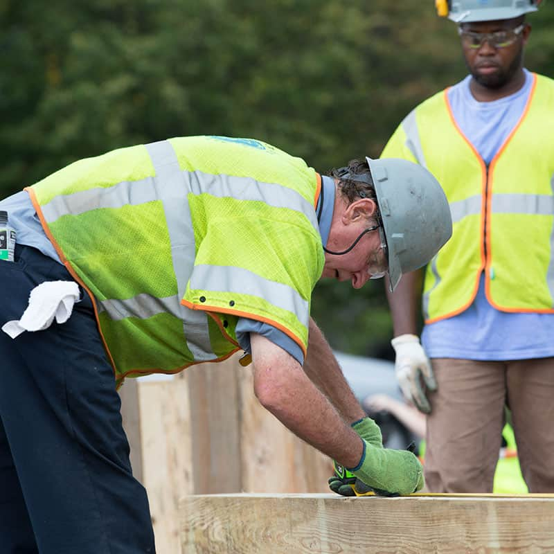 foreman training
